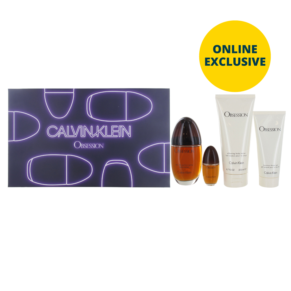 Picture of Calvin Klein Obsession for Women Gift Set