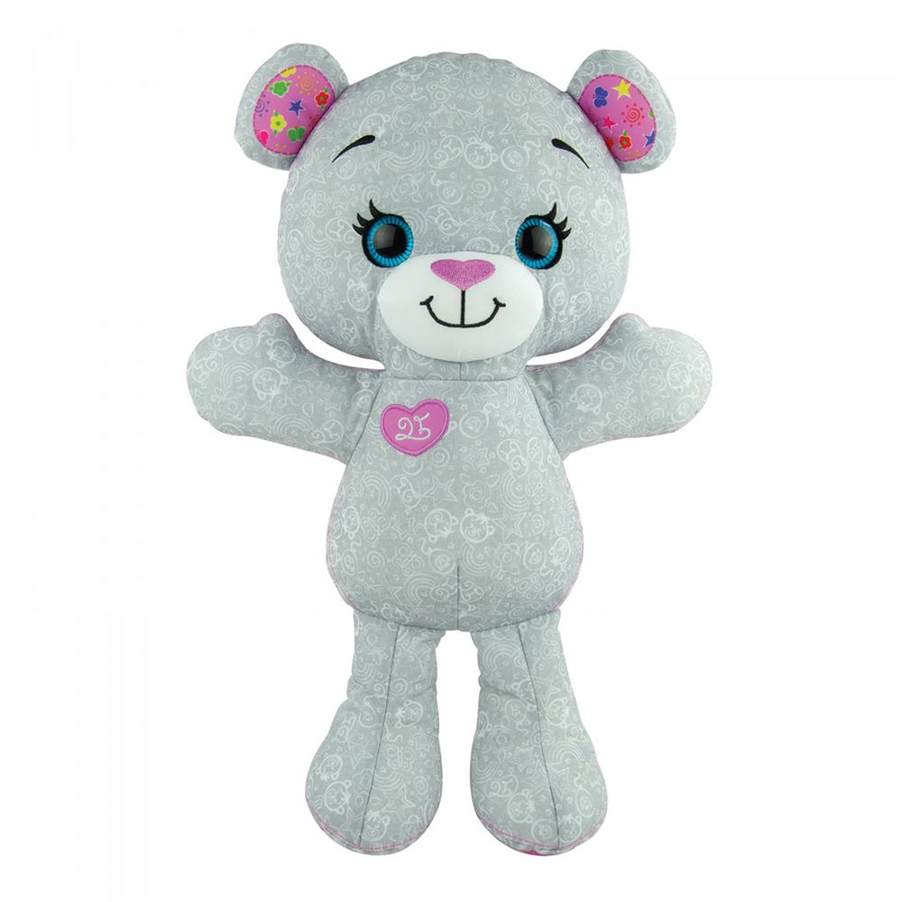 Picture of The Original Doodle Bear: Plush Toy with 3 Washable Markers - 25th Anniversary Limited Edition