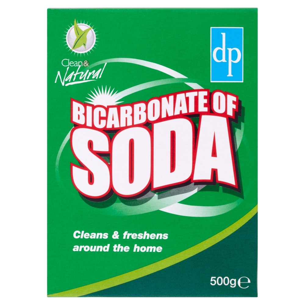 Picture of DP Clean & Natural Bicarbonate of Soda (6 x 500g)