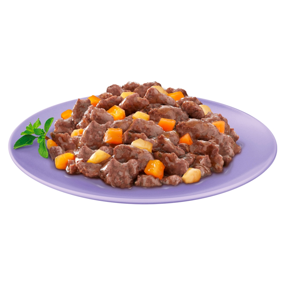 Picture of Cesar Wet Dog Food Juicy Hotpot Mixed Selection (24 x 150g)