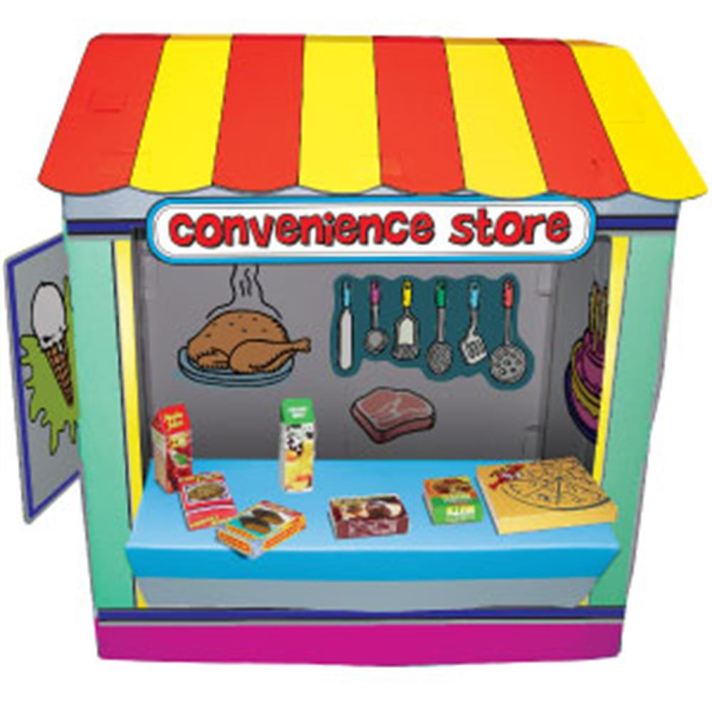 Picture of Create & Play: Colour & Build Play Shop
