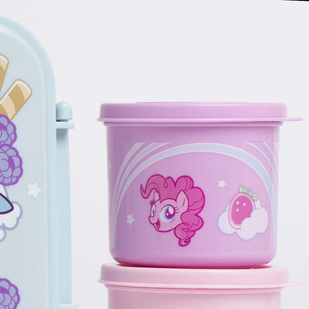 Picture of My Little Pony: Lunch Box Set & Double Snack Pot