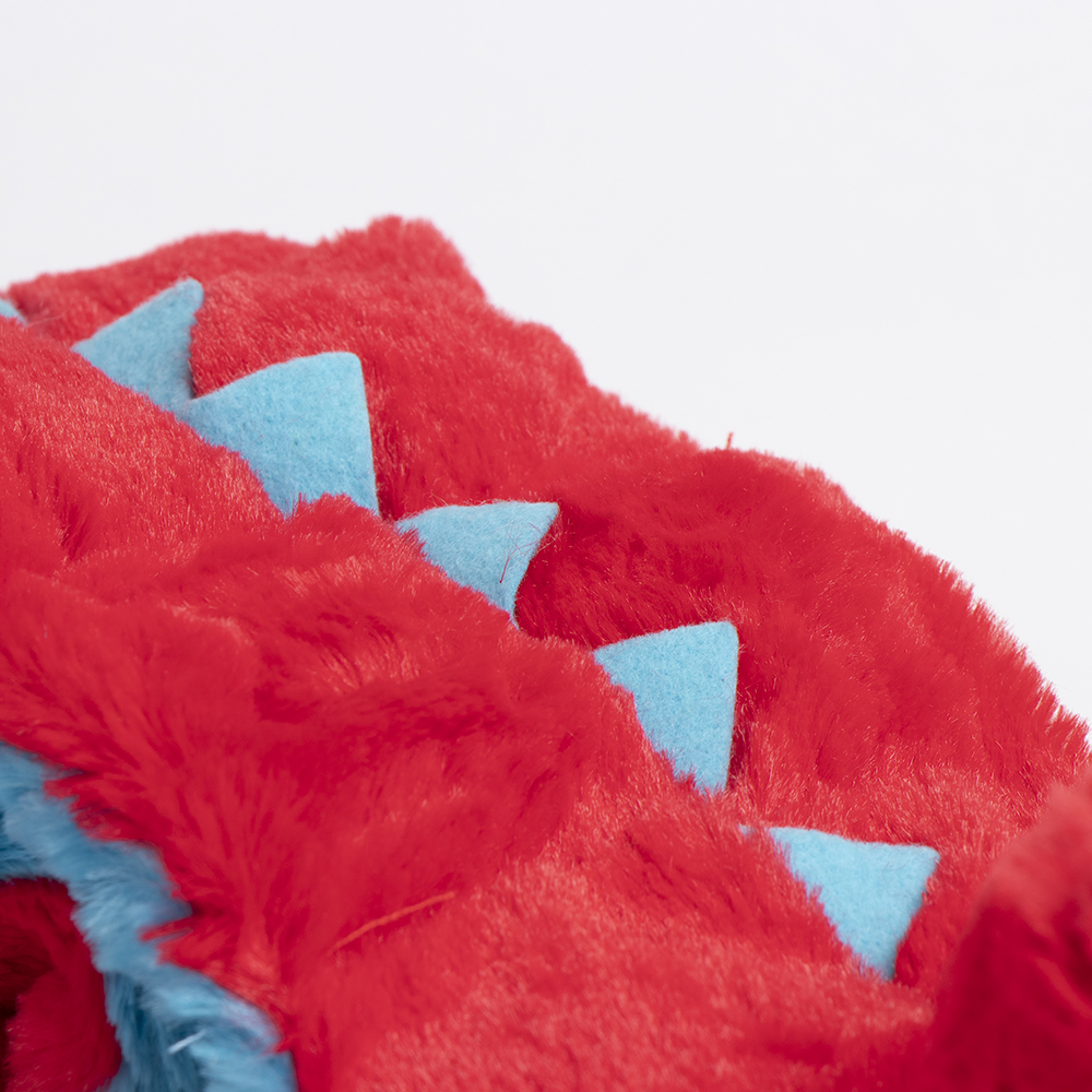 Picture of My Pets: Play! Plush Alligator - Red