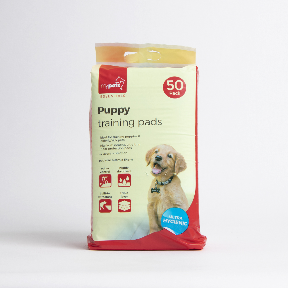 Picture of My Pets: Puppy Training Pads 50 Pack