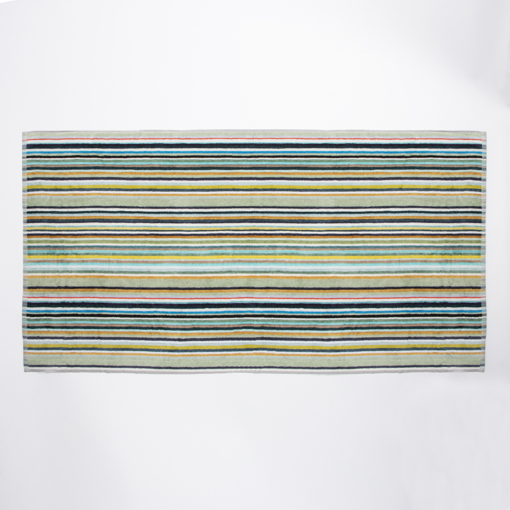 Picture of Hello Summer: Striped Beach Towel