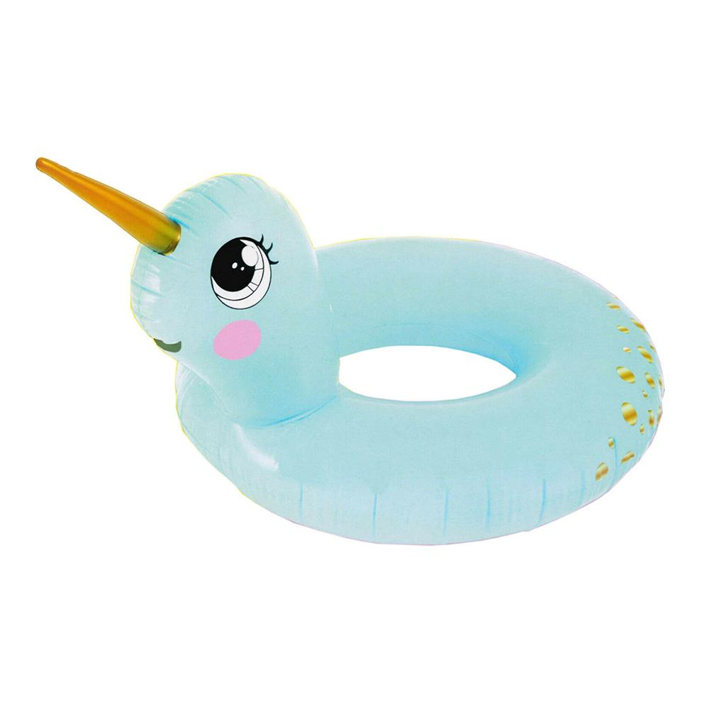 Picture of Summertastic: Inflatable Swim Ring - Narwhal