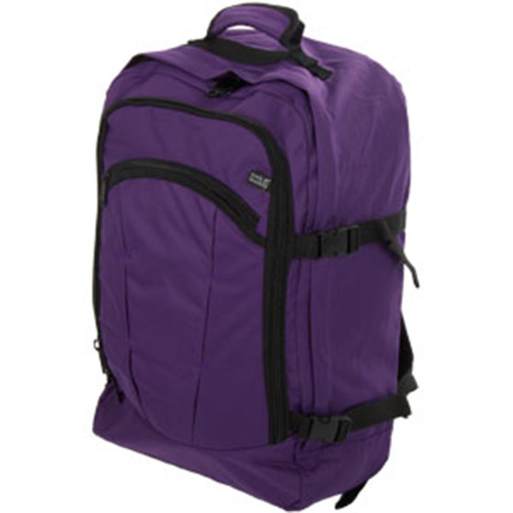 Picture of Trek Buddy: Carry-On Cabin Luggage (Purple)