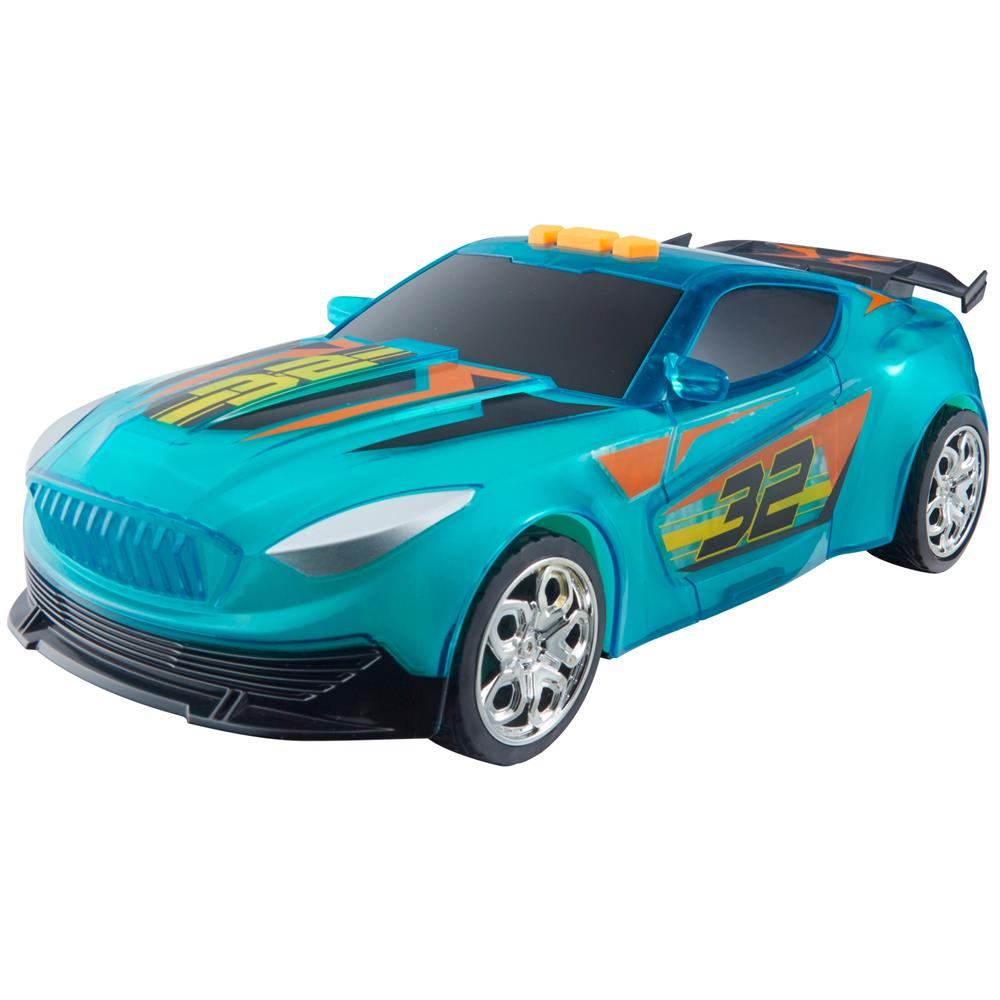 Picture of Teamsterz Street Starz Colour Change Car - Green