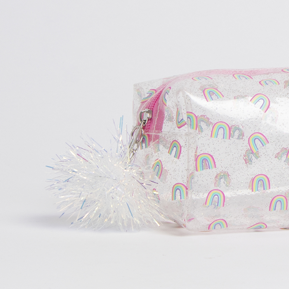 Picture of Dreamer Rainbow Cosmetic Bag