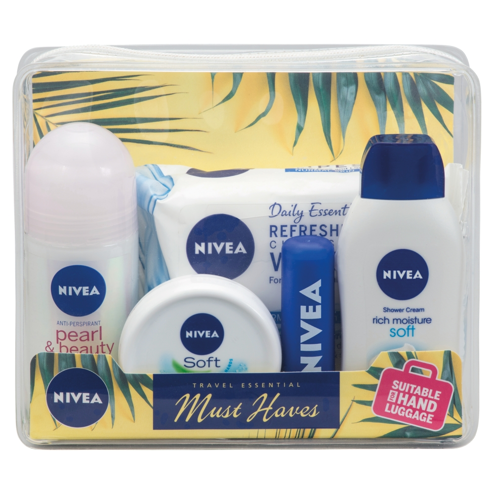 Picture of NIVEA Must Haves Travel Essentials Set