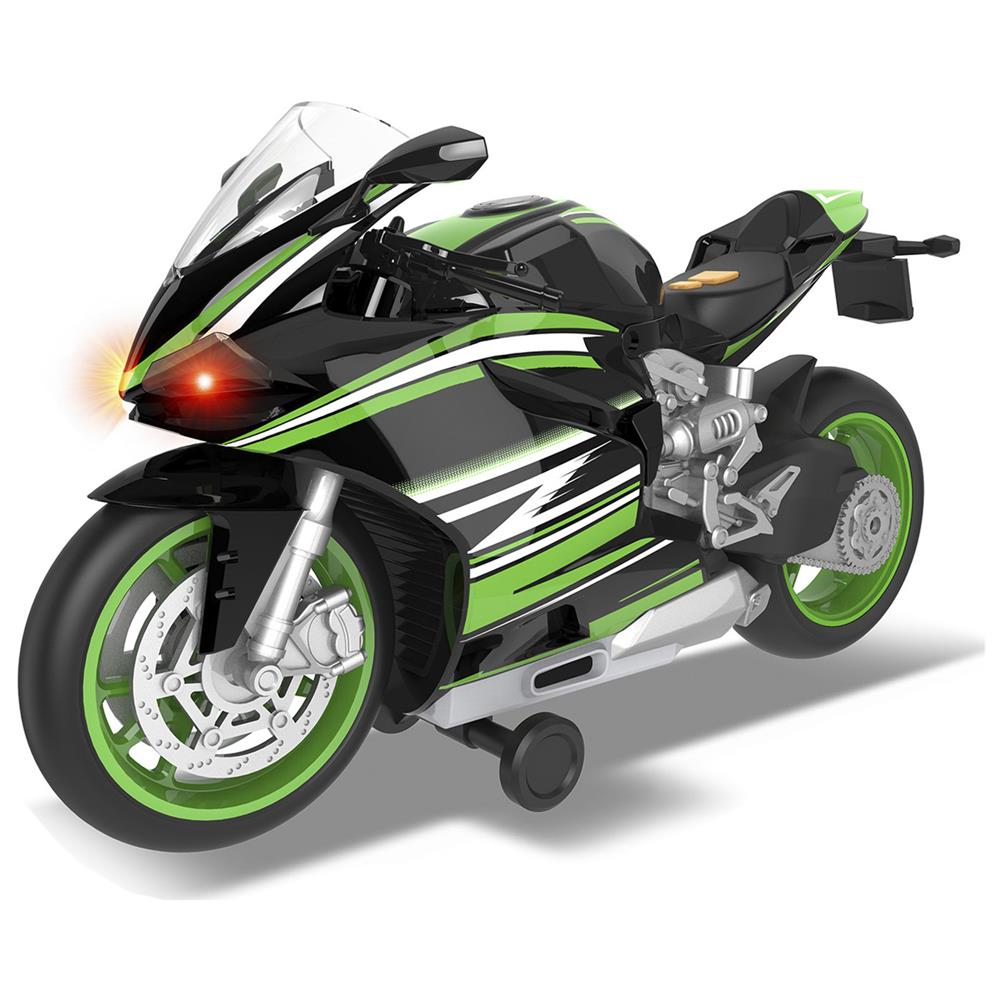 Picture of Teamsterz Street Starz Colour Change Motorcycle