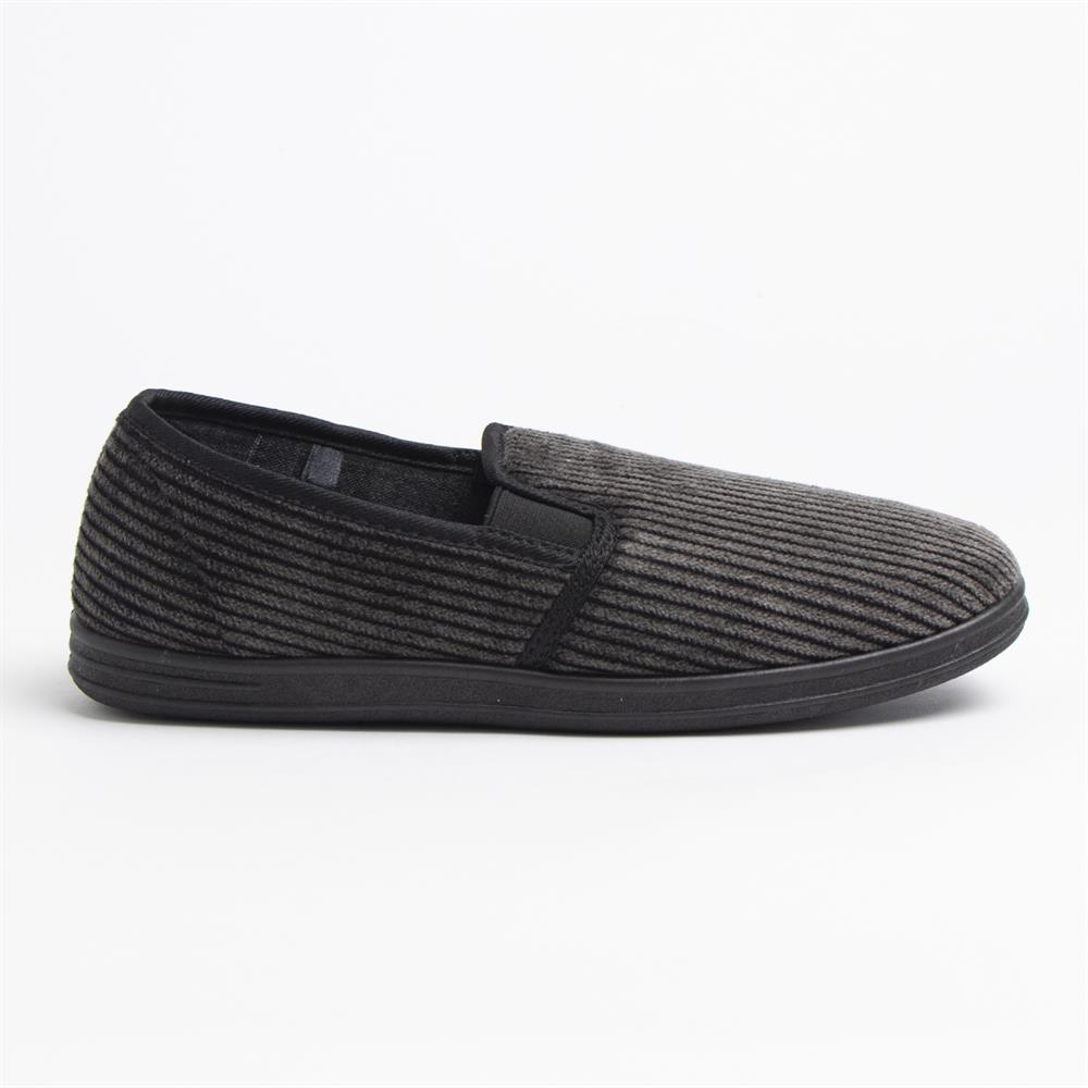 Picture of Men's Cord Slippers