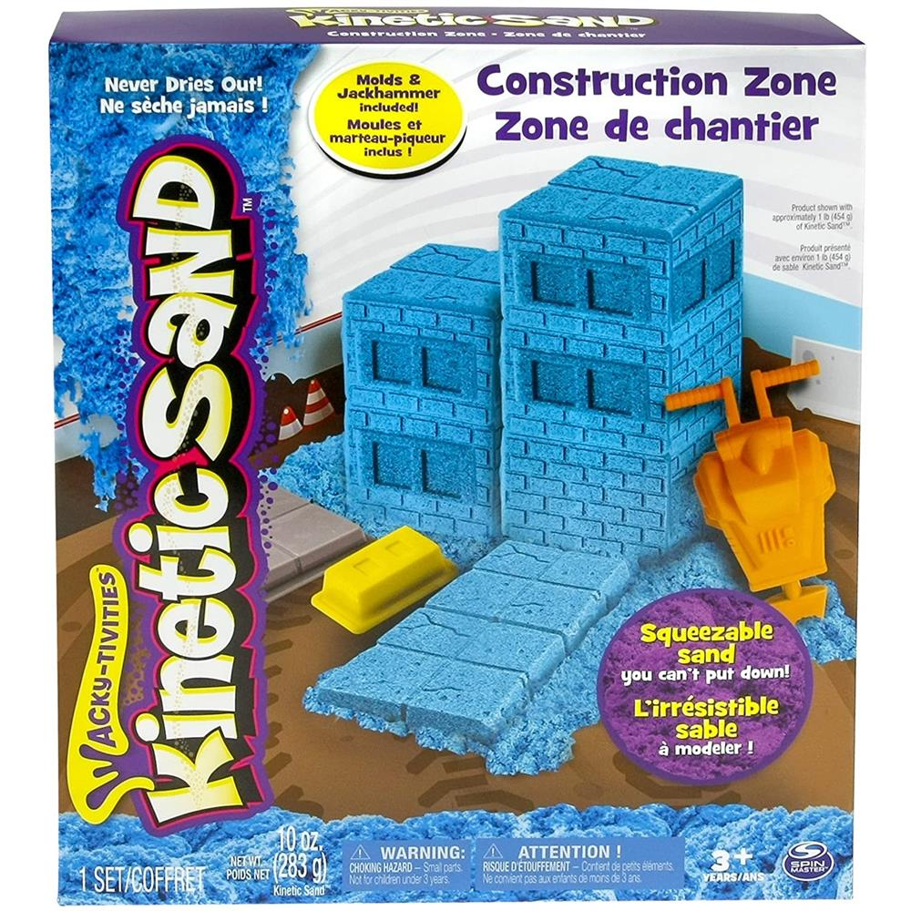 Picture of Kinetic Sand: Construction Zone