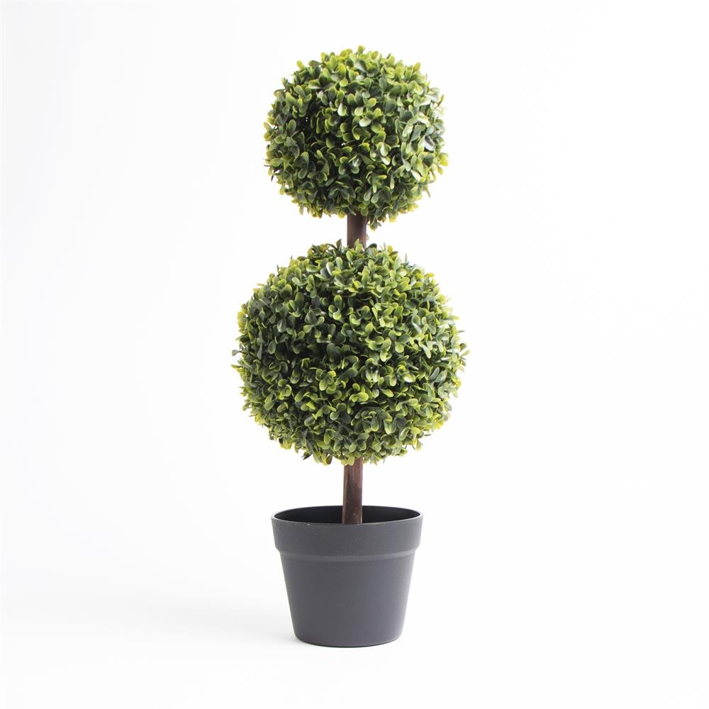 Picture of Jardin: Artificial Two Ball Topiary Tree
