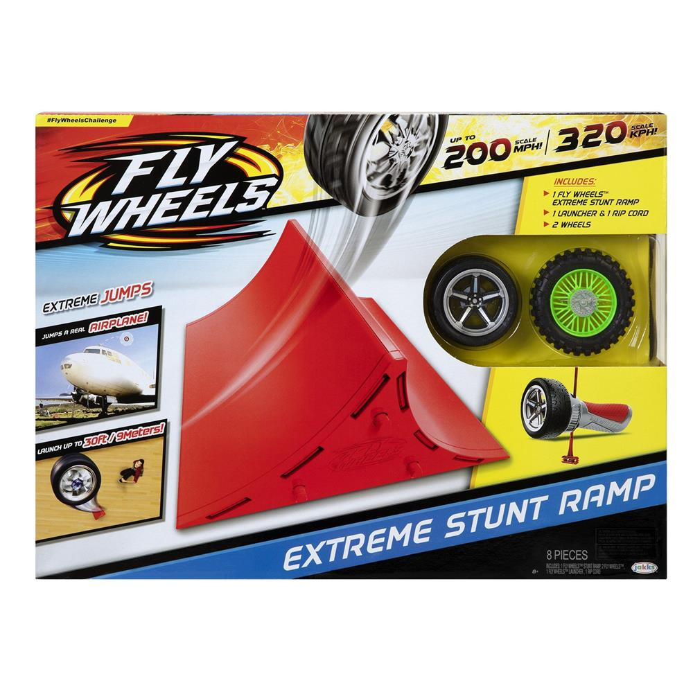 Picture of Fly Wheels: Extreme Stunt Ramp