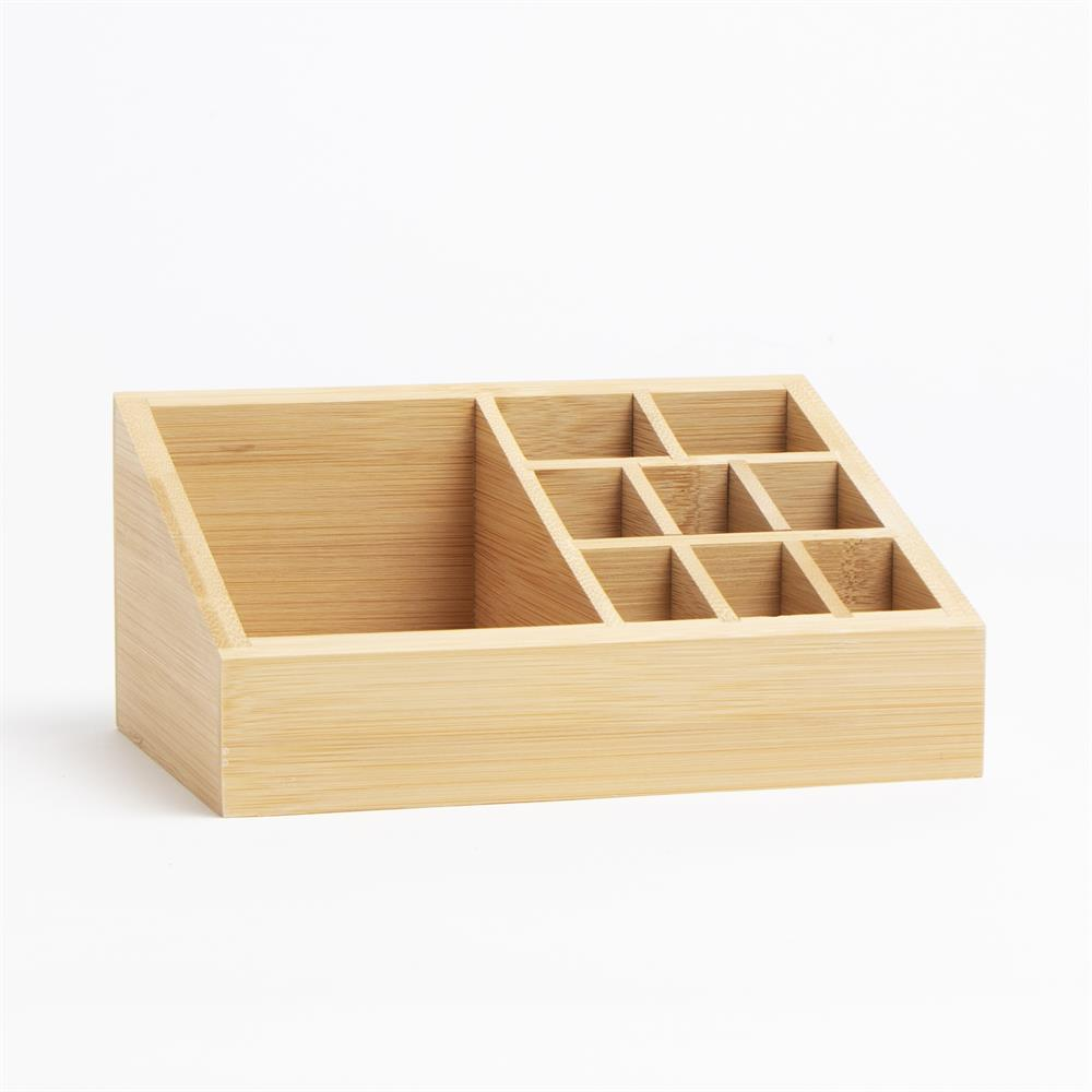 Picture of Made With Bamboo: Cosmetic Organiser
