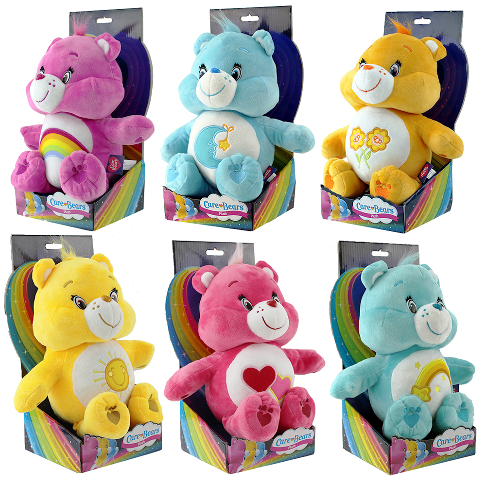 Picture of Care Bears: 30cm Plush (Series 1)