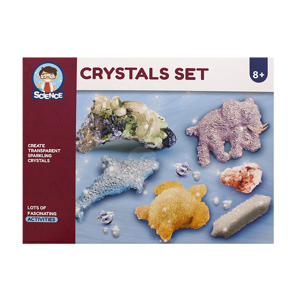 Picture of Science Crystals Set