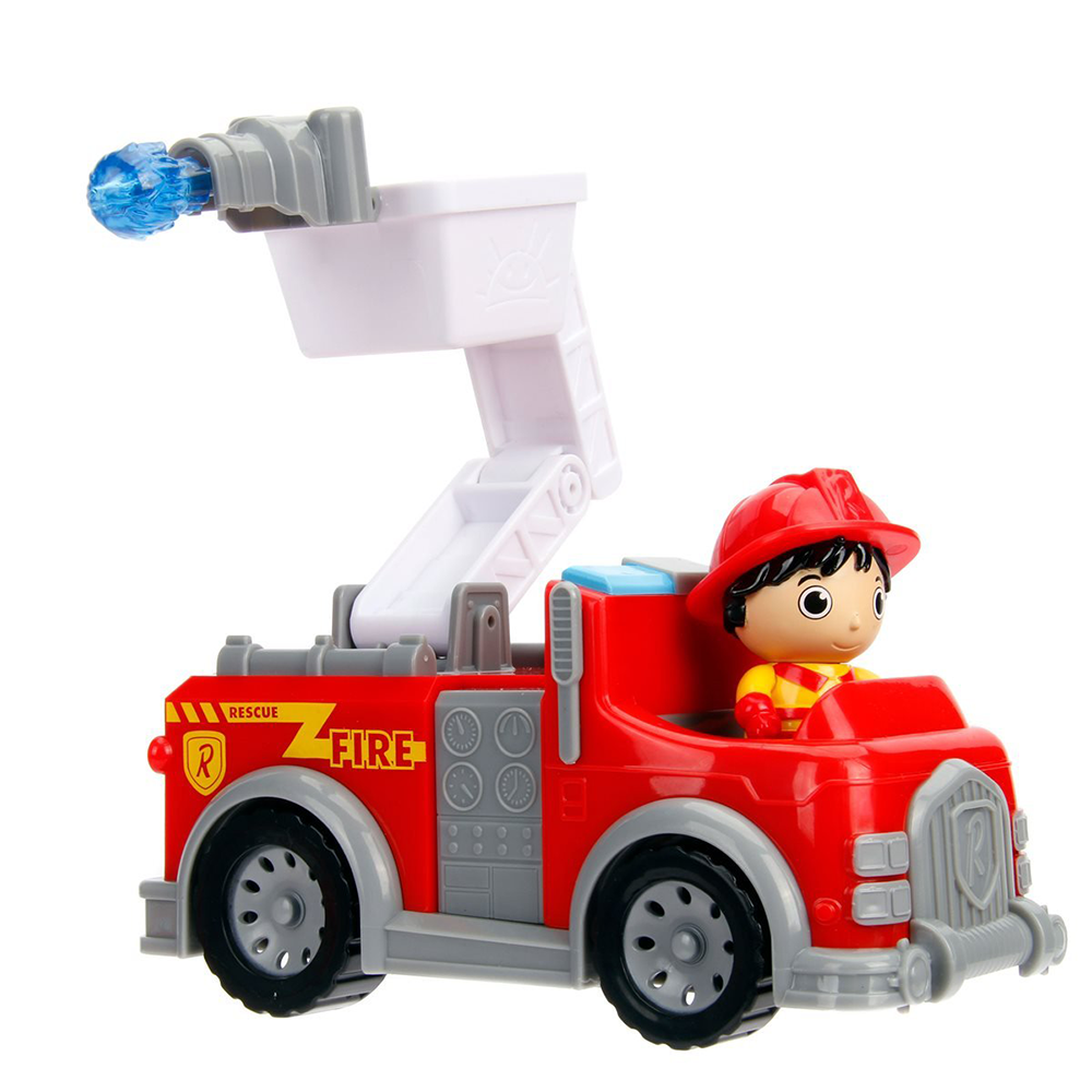 Picture of Ryan's World: Ryan's Fire Truck Playset