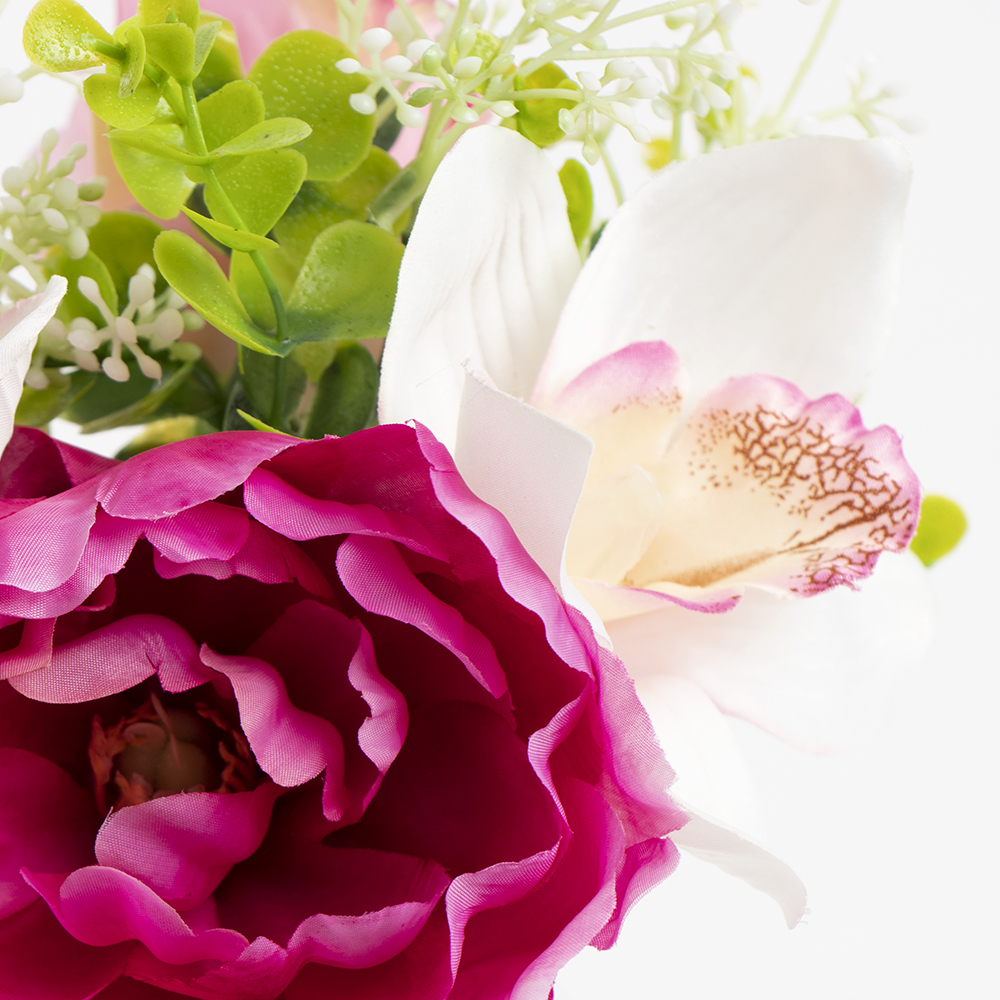 Picture of Forever Faux: Flower Arrangement in Vase