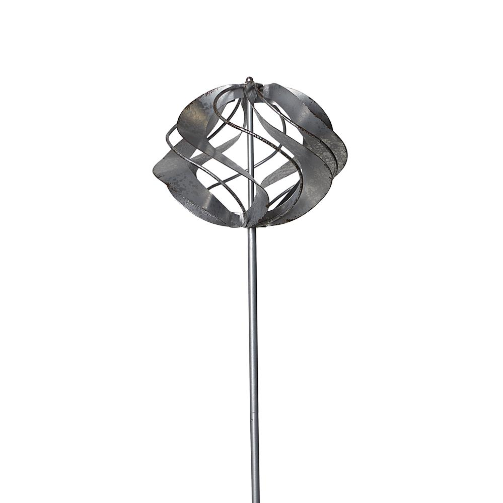 Picture of Jardin Metal Spinner Stake
