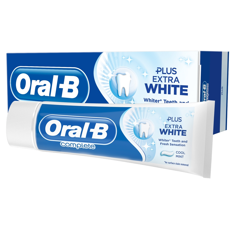 Picture of Oral-B Complete Extra White Toothpaste 75ml