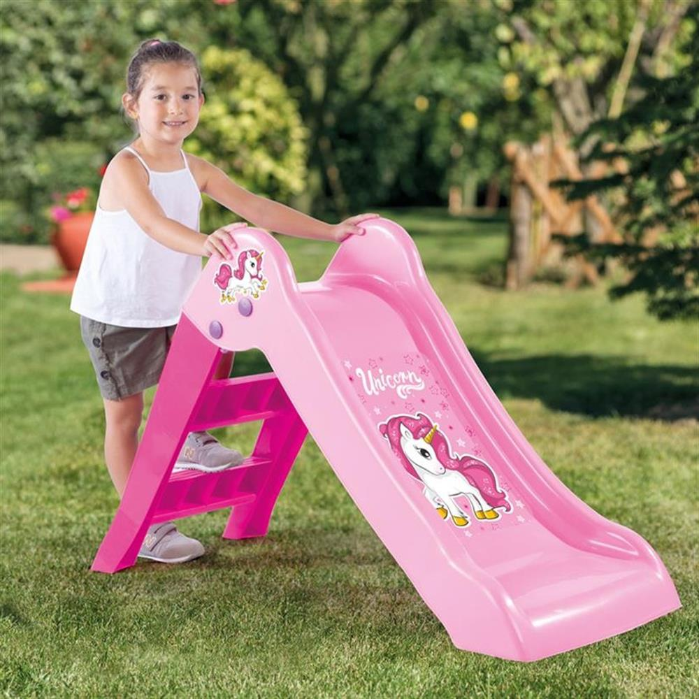Picture of Dolu My First Slide Pink Unicorn