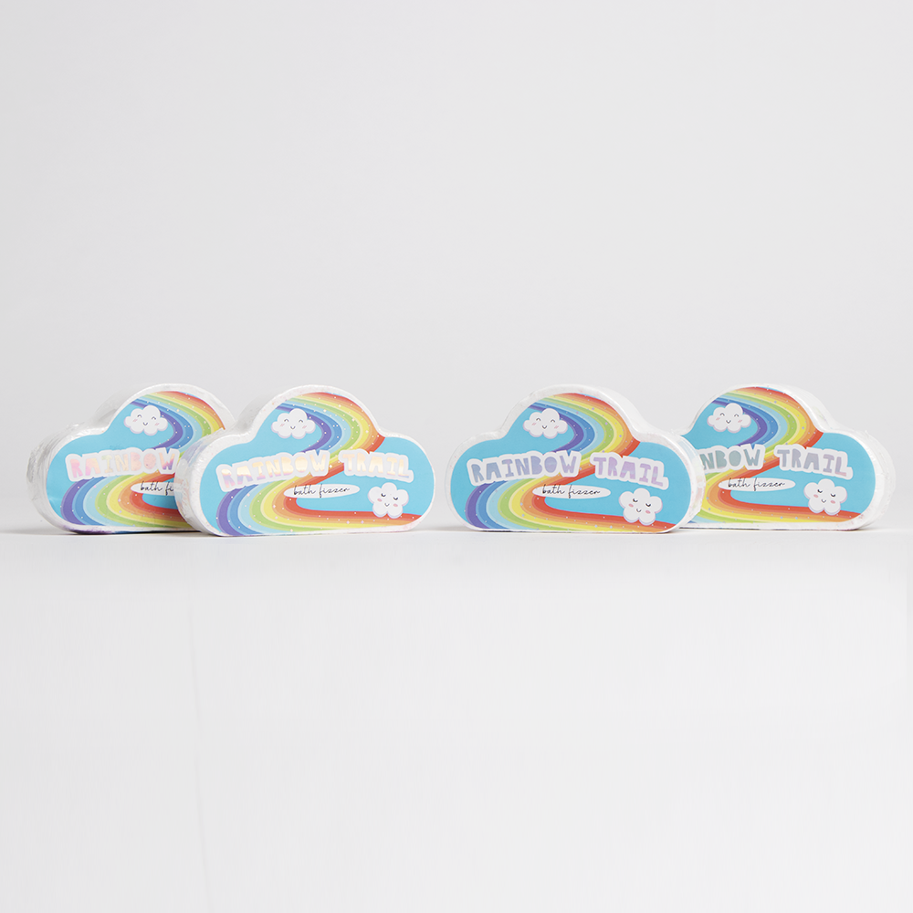 Picture of Rainbow Trail Bath Fizzer 180g (Case of 4)