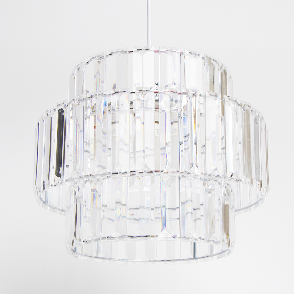 Picture of Home Collections: 3 Tier Prism Pendant