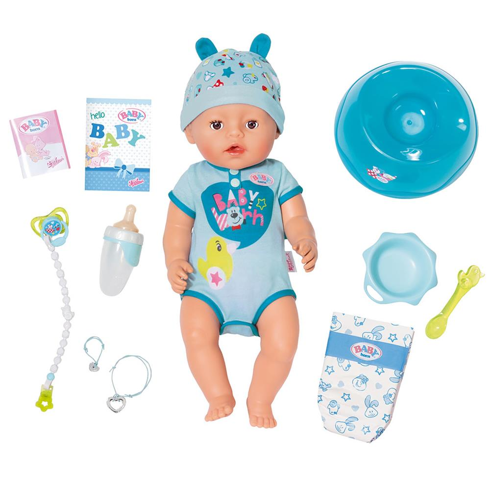 Picture of Baby Born Soft Touch Boy 43cm