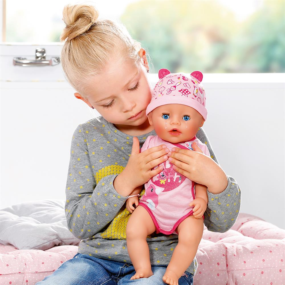 Picture of Baby Born Soft Touch Girl 43cm