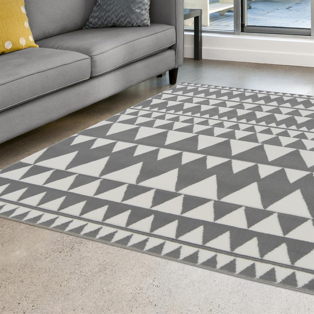 Picture of Aztec Silver Rug