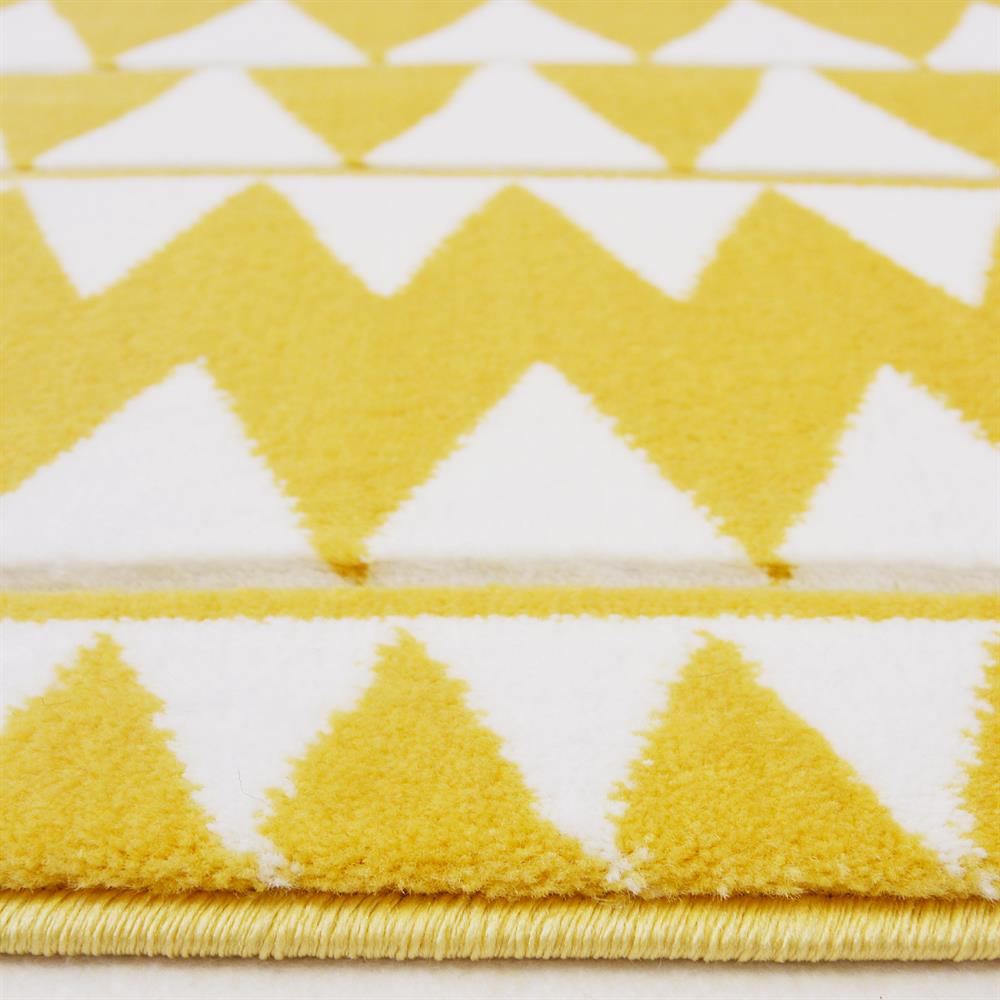 Picture of Aztec Yellow Rug