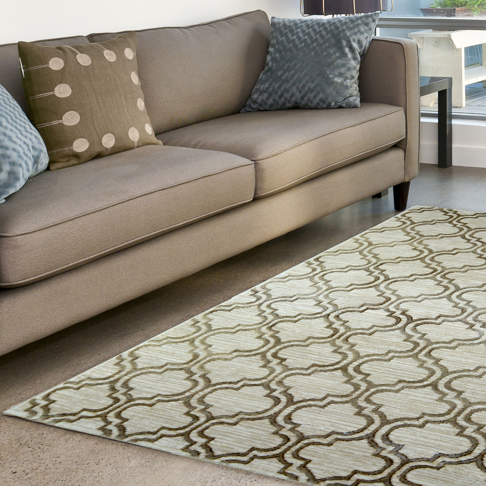 Picture of Natural Tile Rug