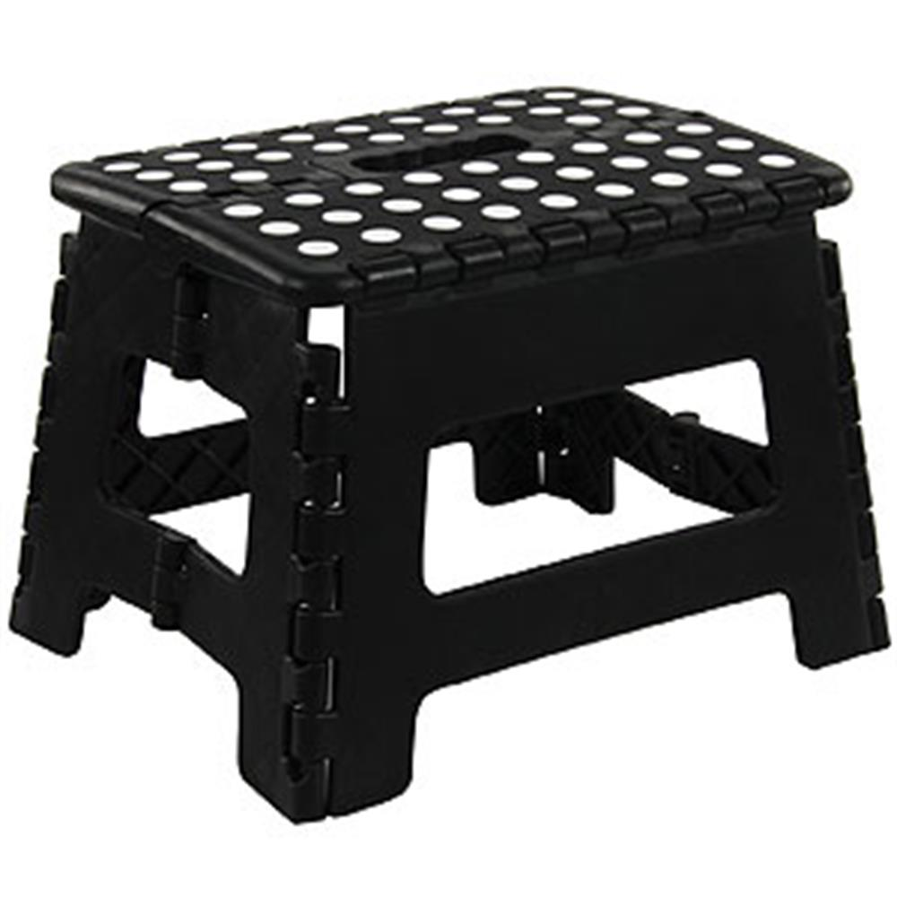 Picture of DIY Folding Stool: Black