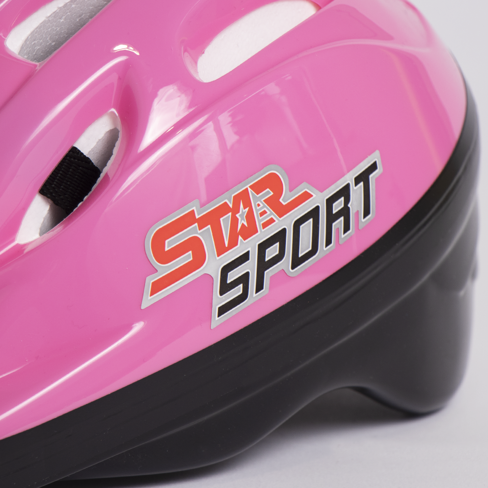 Picture of Francis Stuart Cycles: Child Bicycle Helmet (Pink)