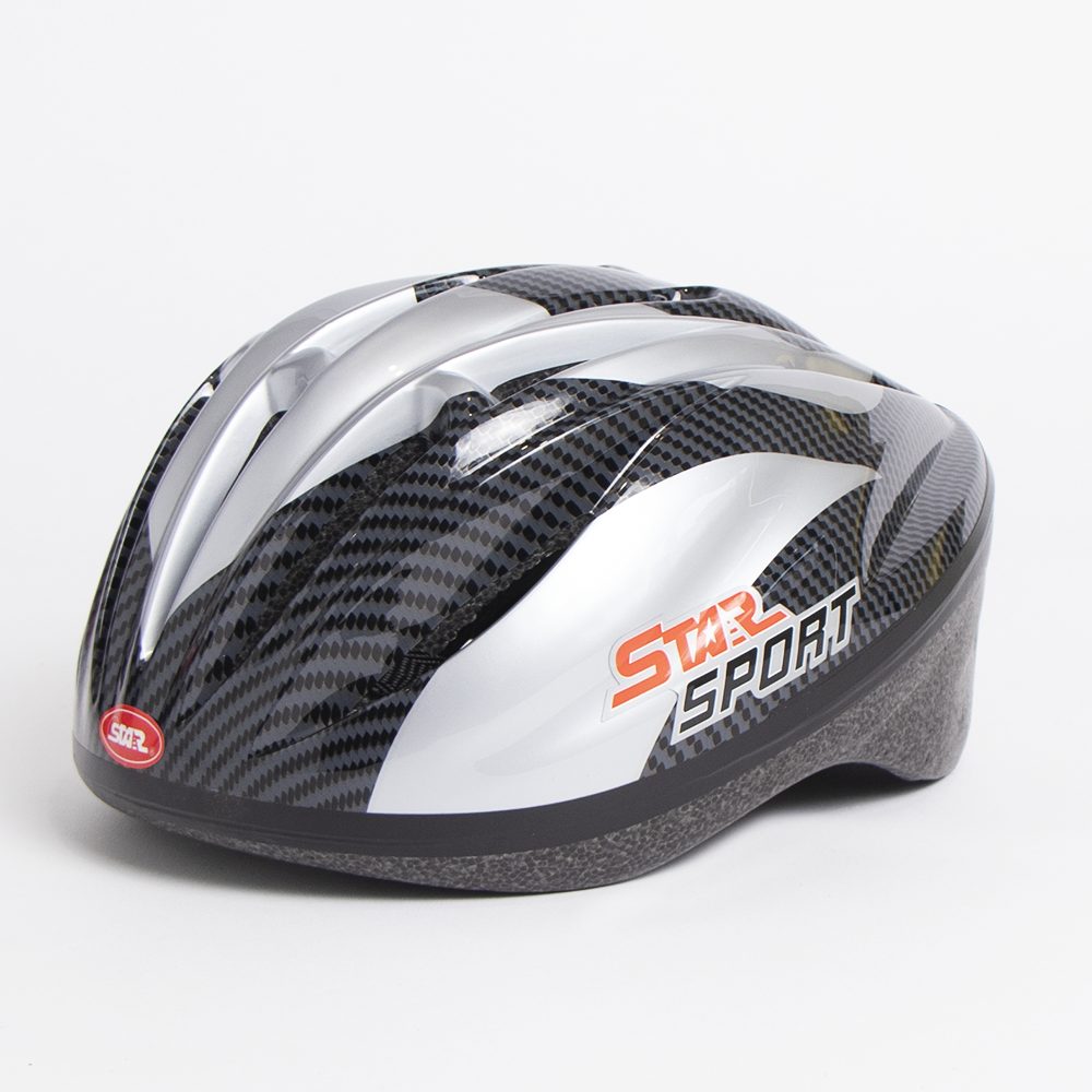 Picture of Francis Stuart Cycles: Adult Bicycle Helmet (Black)