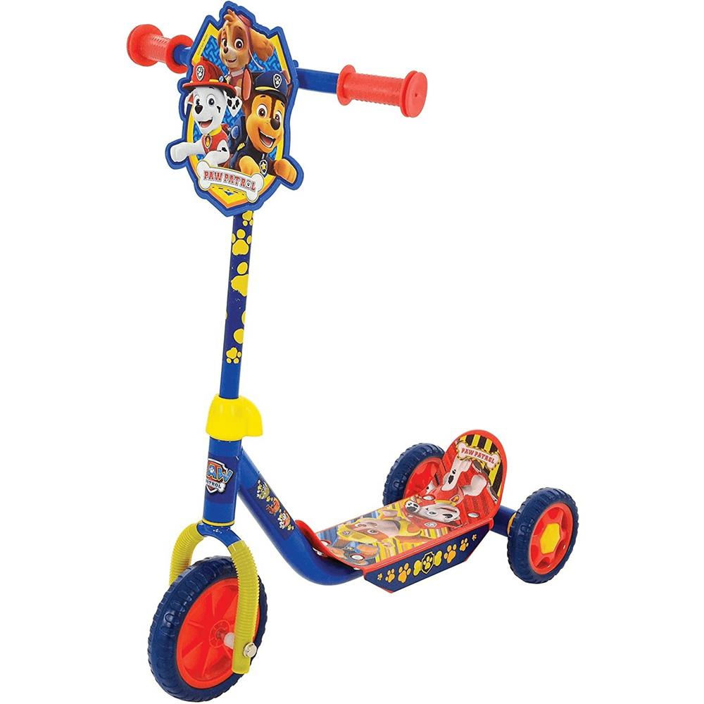 Picture of Paw Patrol Deluxe Tri-Scooter