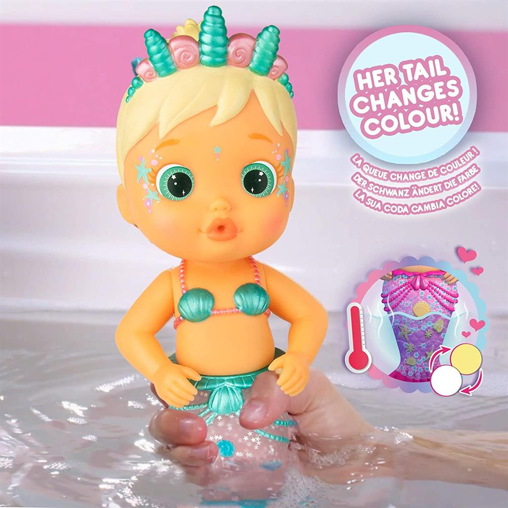Picture of Bloopies: Mermaids Doll - Assorted
