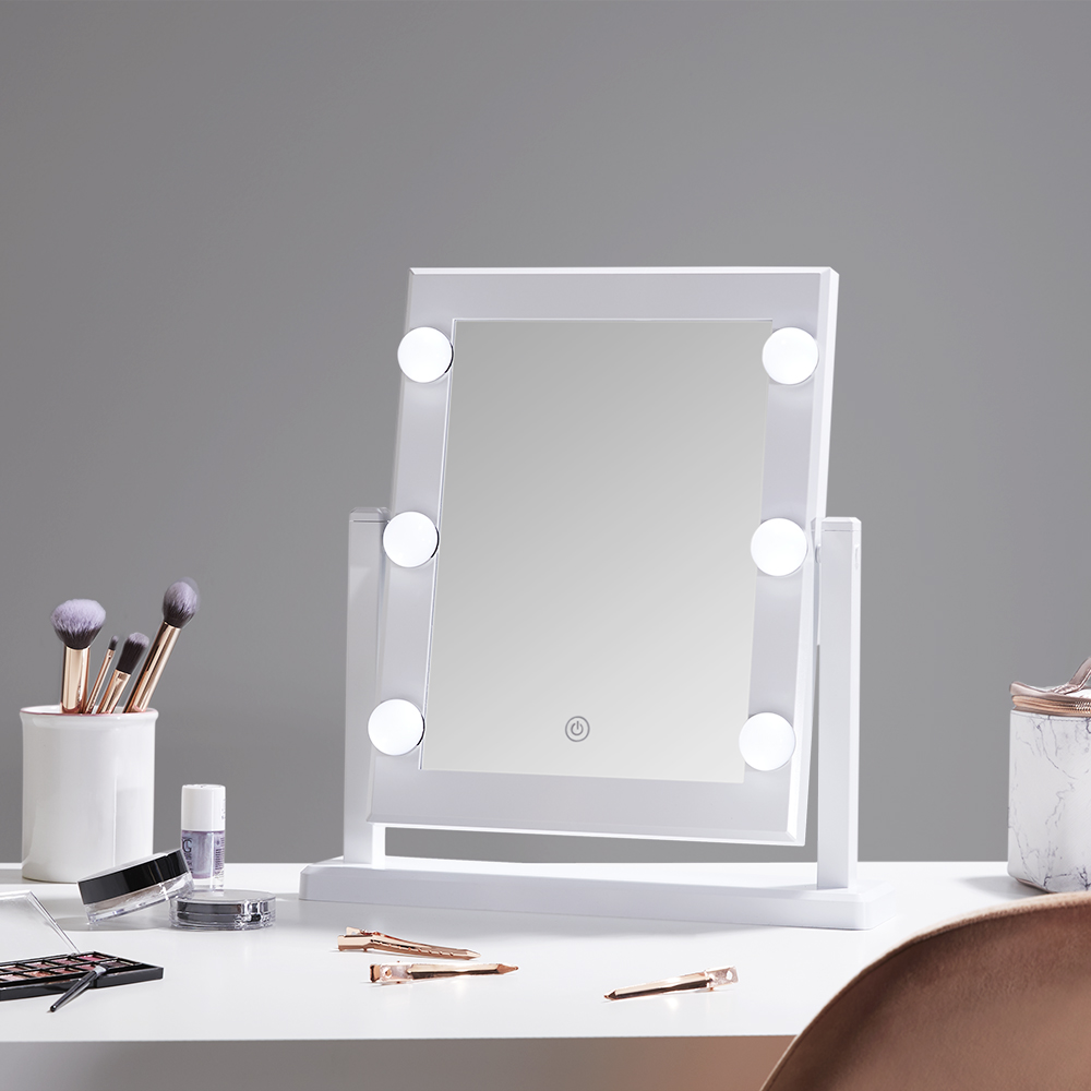 Picture of The Dressing Table: LED Vanity Mirror
