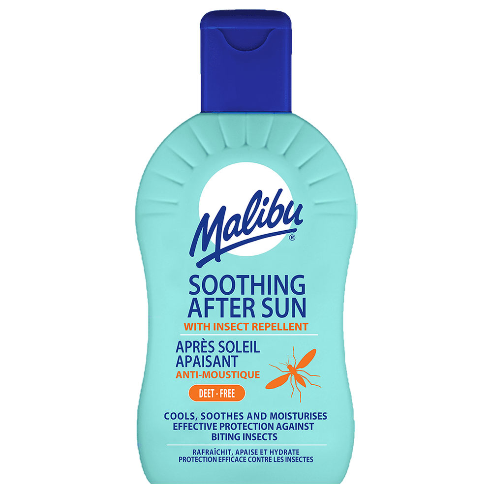 Picture of Malibu: Soothing After Sun with Insect Repellent 200ml