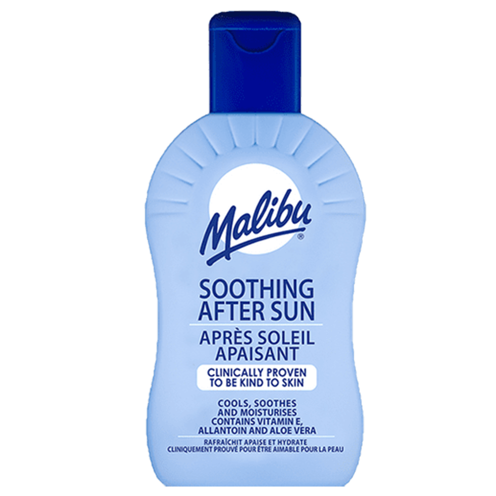 Picture of Malibu: Soothing After Sun 400ml