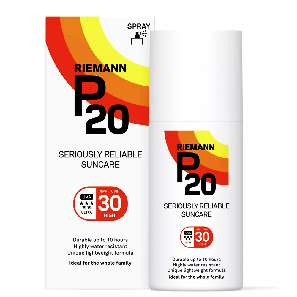 Picture of Riemann P20: Seriously Reliable Suncare Spray 100ml -  SPF30