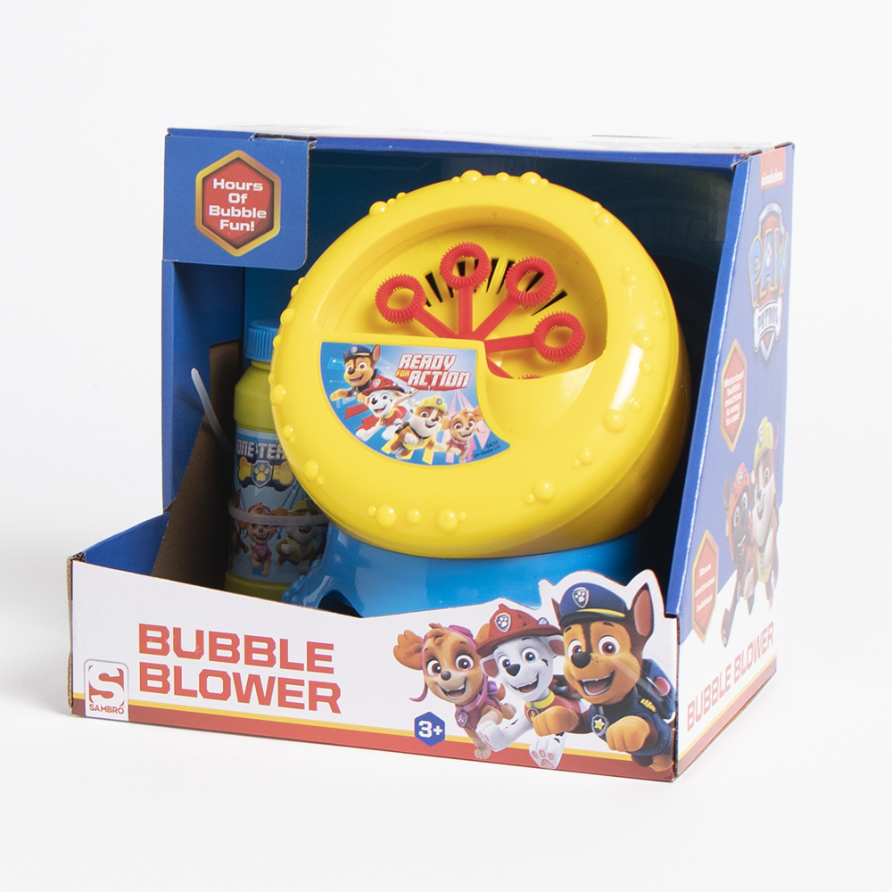 Picture of Paw Patrol Bubble Blower