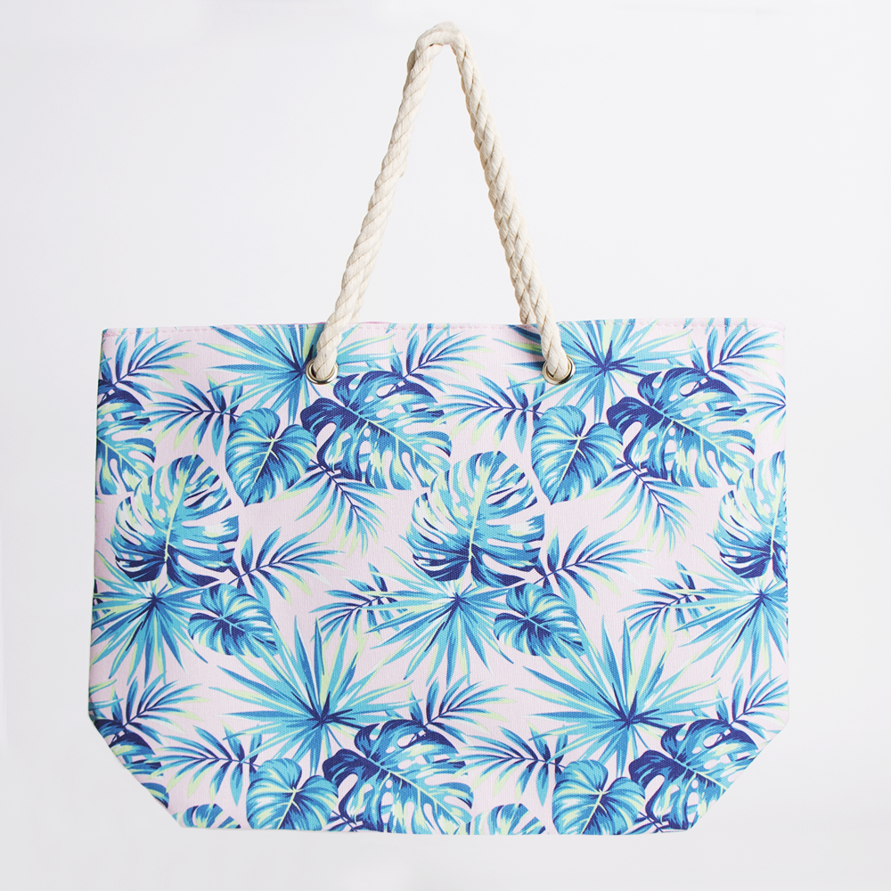 Picture of Canvas Beach Bag