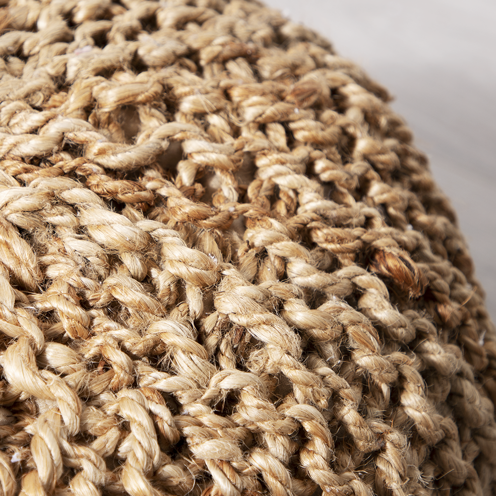 Picture of Ports of Call by Jeff Banks: Rope Jute Pouff