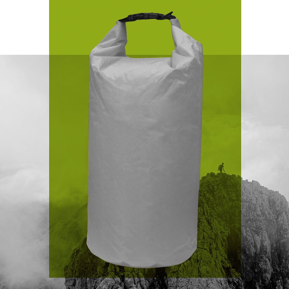 Picture of Lakescape: 20 Litre Dry Bag - Grey