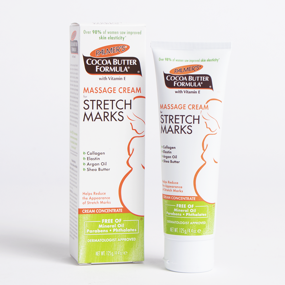 Picture of Palmers Cocoa Butter Massage Cream for Stretch Marks 125g