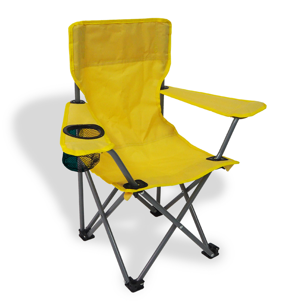 Picture of Lakescape: Kids Camping Chair - Yellow