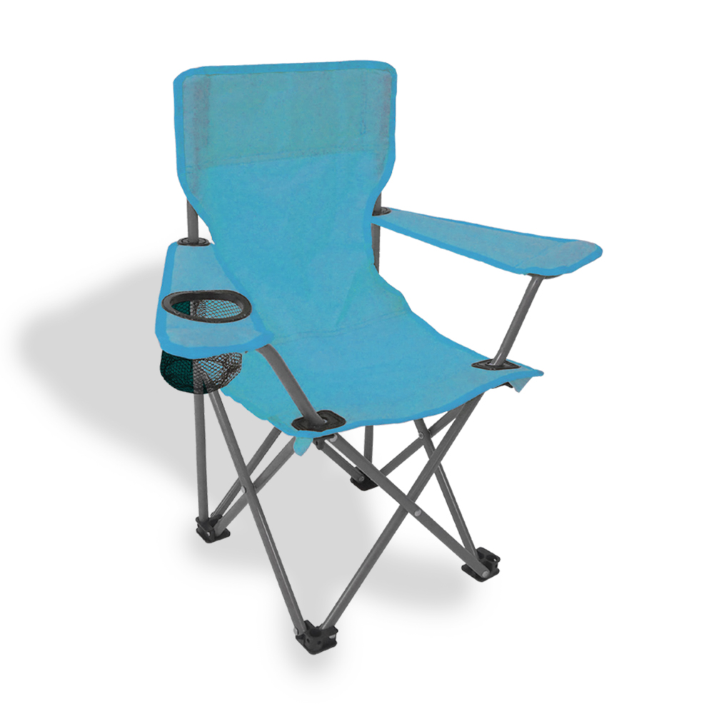Picture of Lakescape: Kids Camping Chair - Blue